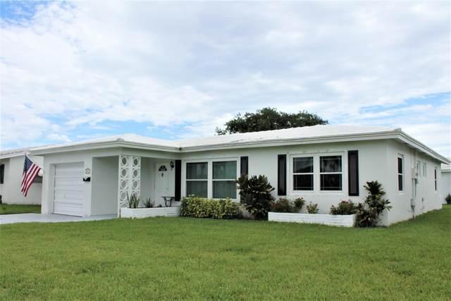108 Leisureville Boulevard, Boynton Beach, FL 33426 (#RX-10729030) :: Heather Towe | Keller Williams Jupiter