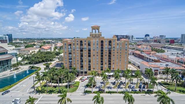 651 Okeechobee Boulevard #1004, West Palm Beach, FL 33401 (#RX-10729050) :: The Reynolds Team | Compass