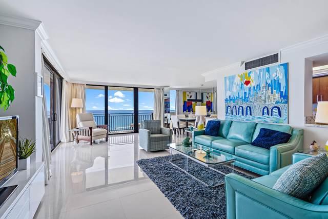 5460 N Ocean Dr 7-A, Riviera Beach, FL 33404 (#RX-10729070) :: DO Homes Group