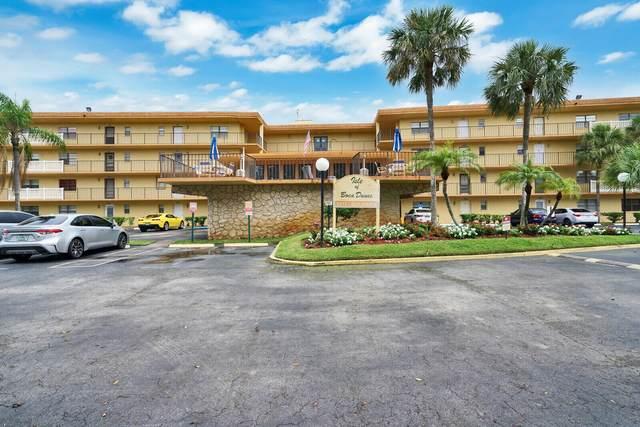 9273 SW 8th Street #214, Boca Raton, FL 33428 (#RX-10729098) :: Michael Kaufman Real Estate