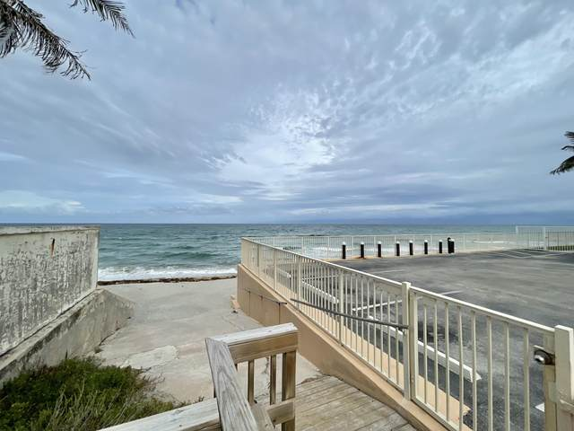 3500 S Ocean Boulevard #210, South Palm Beach, FL 33480 (MLS #RX-10729121) :: The Jack Coden Group