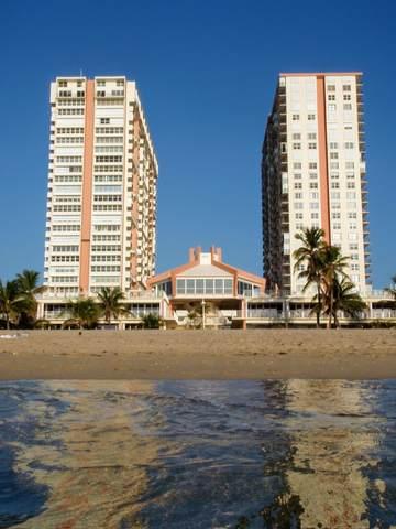 101 Briny Avenue #910, Pompano Beach, FL 33062 (#RX-10729227) :: The Power of 2 | Century 21 Tenace Realty