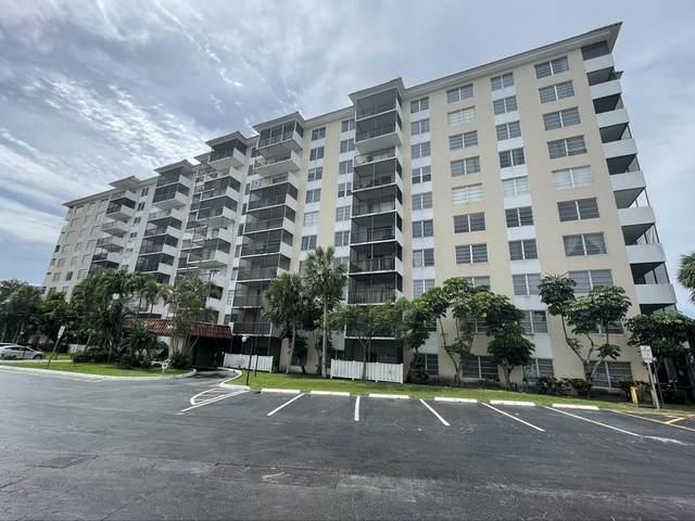 4164 Inverrary Drive #113, Lauderhill, FL 33319 (#RX-10729303) :: Treasure Property Group