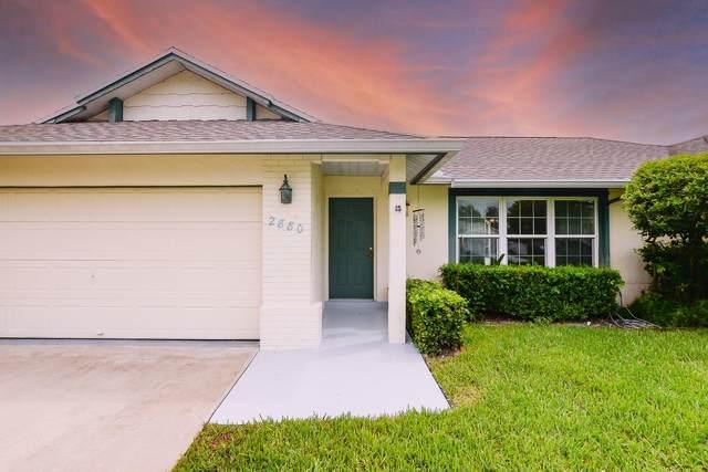2880 SW South Calabria Circle, Port Saint Lucie, FL 34953 (#RX-10729328) :: Treasure Property Group