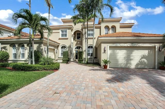 2242 Stotesbury Way, Wellington, FL 33414 (MLS #RX-10729346) :: Berkshire Hathaway HomeServices EWM Realty