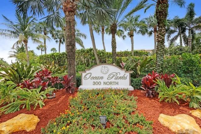 300 N Highway A1a 301- M, Jupiter, FL 33477 (#RX-10729368) :: Baron Real Estate