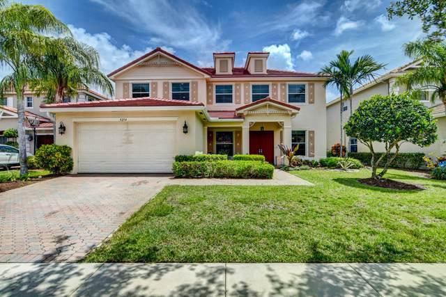 9254 Plantation Estates Drive, Royal Palm Beach, FL 33411 (#RX-10729418) :: Treasure Property Group