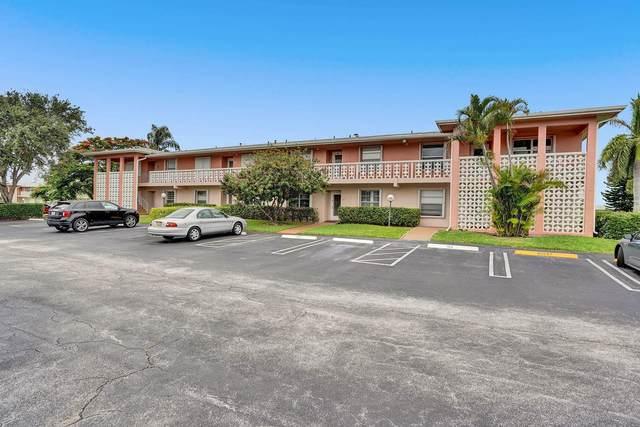 1740 NW 19th Terrace #203, Delray Beach, FL 33445 (#RX-10729445) :: IvaniaHomes | Keller Williams Reserve Palm Beach
