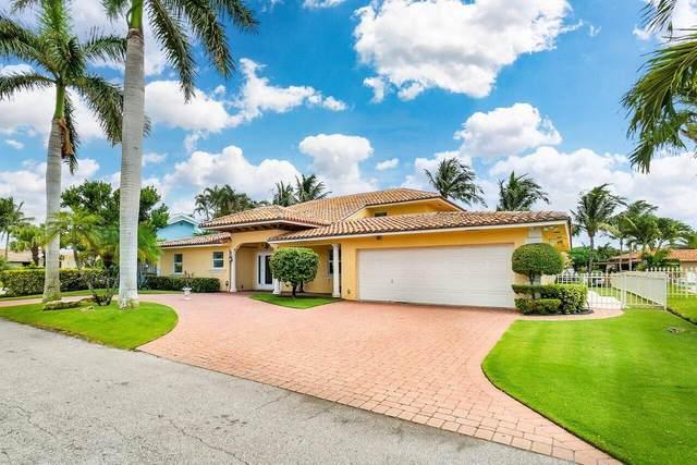 165 Lucina Drive, Hypoluxo, FL 33462 (#RX-10729489) :: Posh Properties