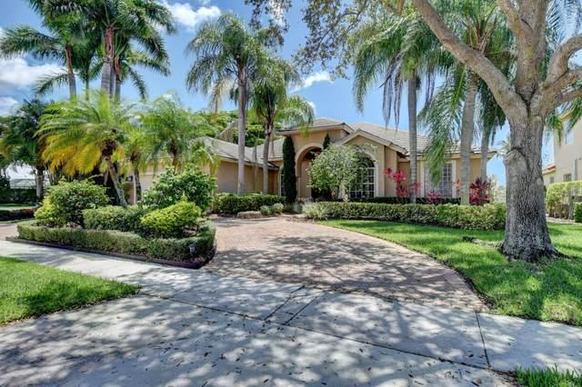 21632 Lynhurst Way, Boca Raton, FL 33428 (MLS #RX-10729509) :: Berkshire Hathaway HomeServices EWM Realty