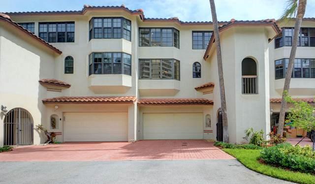 4401 N Ocean Boulevard #16, Boca Raton, FL 33431 (#RX-10729516) :: Michael Kaufman Real Estate