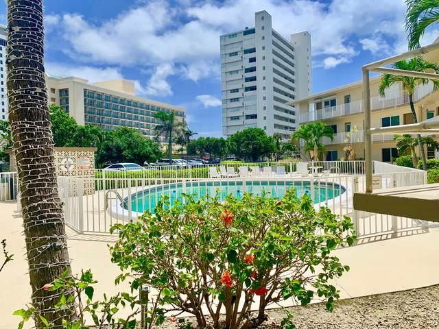 3600 N Ocean Drive #103, Singer Island, FL 33404 (#RX-10729601) :: DO Homes Group