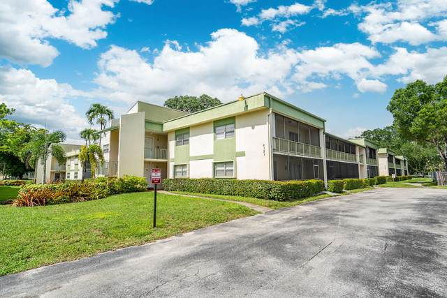 4121 NW 88th Avenue #102, Coral Springs, FL 33065 (#RX-10729647) :: The Power of 2 | Century 21 Tenace Realty