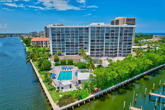 4750 S Ocean Boulevard #202, Highland Beach, FL 33487 (#RX-10729722) :: Dalton Wade