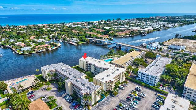 646 Snug Harbor Drive H404, Boynton Beach, FL 33435 (#RX-10729771) :: Michael Kaufman Real Estate