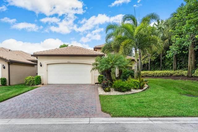 8205 Boulder Mountain Terrace, Boynton Beach, FL 33473 (#RX-10729815) :: Michael Kaufman Real Estate