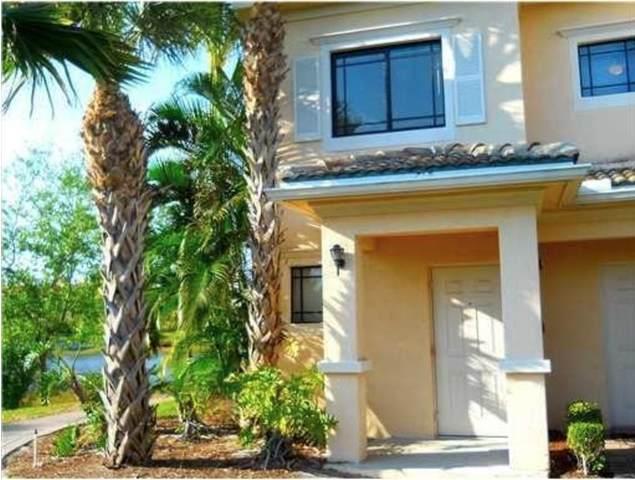 2803 Sarento Place #101, Palm Beach Gardens, FL 33410 (#RX-10729917) :: Heather Towe | Keller Williams Jupiter