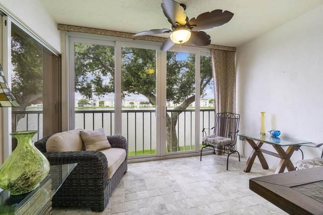 14111 Royal Vista Drive #203, Delray Beach, FL 33484 (#RX-10729946) :: DO Homes Group