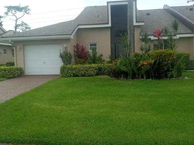 6869 Fountains Circle, Lake Worth, FL 33467 (#RX-10729970) :: The Reynolds Team | Compass