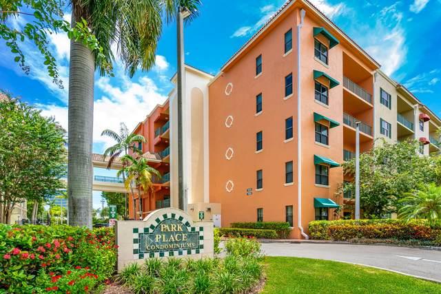 1610 Presidential Way #509, West Palm Beach, FL 33401 (#RX-10730030) :: Michael Kaufman Real Estate