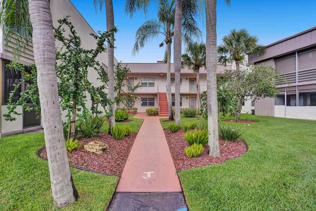 450 Capri J, Delray Beach, FL 33484 (#RX-10730070) :: Dalton Wade