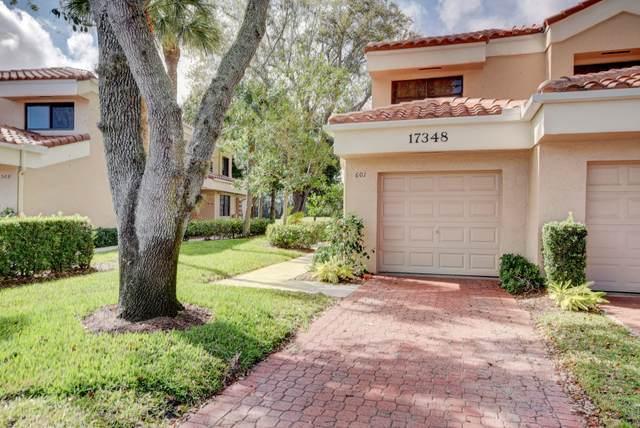 17348 Boca Club Boulevard #601, Boca Raton, FL 33487 (#RX-10730178) :: Dalton Wade