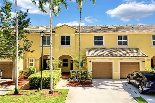 16839 SW 1st Manor, Pembroke Pines, FL 33027 (#RX-10730185) :: Dalton Wade