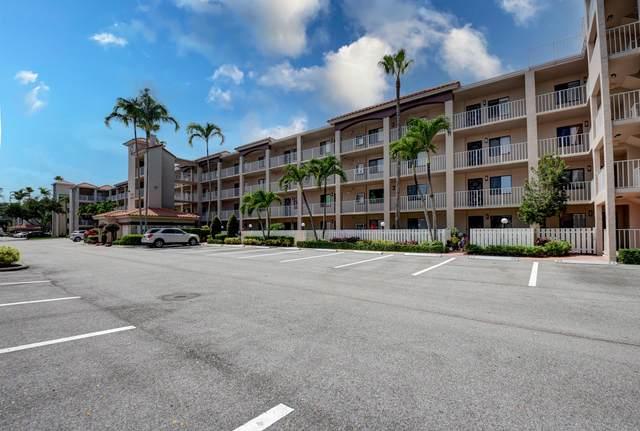 6149 Pointe Regal Circle #409, Delray Beach, FL 33484 (#RX-10730191) :: DO Homes Group