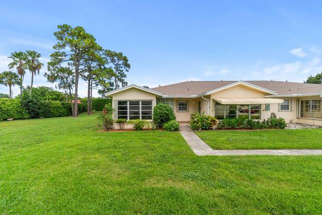 5037 Lakefront Boulevard A, Delray Beach, FL 33484 (#RX-10730193) :: DO Homes Group
