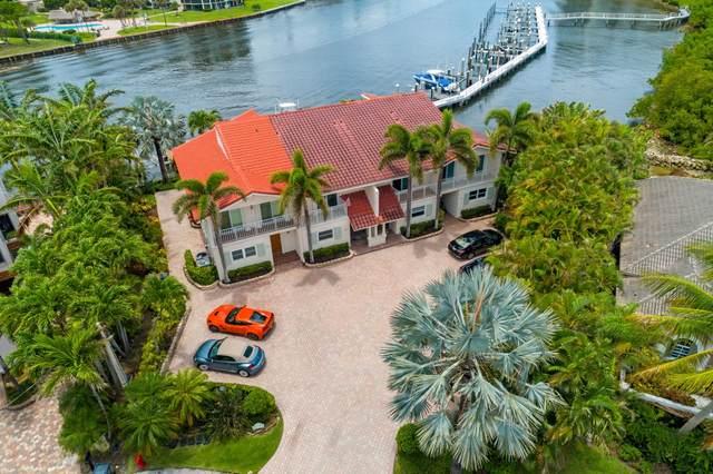 1101 Highland Beach Drive C, Highland Beach, FL 33487 (#RX-10730201) :: Posh Properties