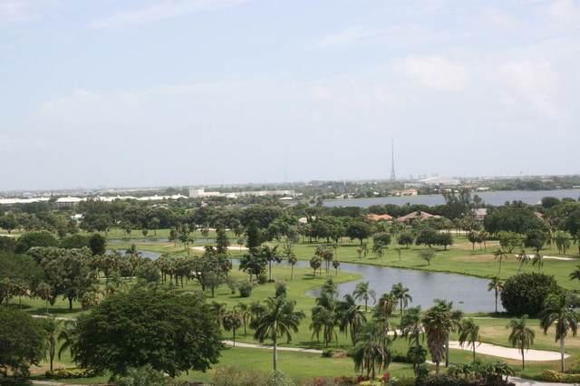 2425 Presidential 1101 Way #1101, West Palm Beach, FL 33401 (#RX-10730216) :: Treasure Property Group