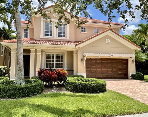 12012 Aviles Circle, Palm Beach Gardens, FL 33418 (MLS #RX-10730267) :: Castelli Real Estate Services