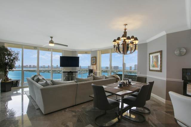 2650 Lake Shore Drive #2306, Riviera Beach, FL 33404 (#RX-10730272) :: Michael Kaufman Real Estate
