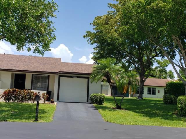 16003 Laurel Oak Circle, Delray Beach, FL 33484 (#RX-10730282) :: The Reynolds Team   Compass
