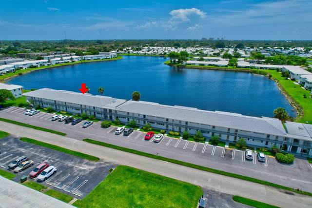 1118 Lake Terrace #115, Boynton Beach, FL 33426 (#RX-10730374) :: Dalton Wade