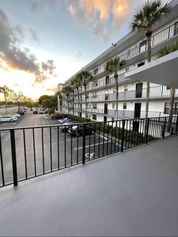 9235 SW 8th Street #205, Boca Raton, FL 33428 (#RX-10730377) :: Dalton Wade