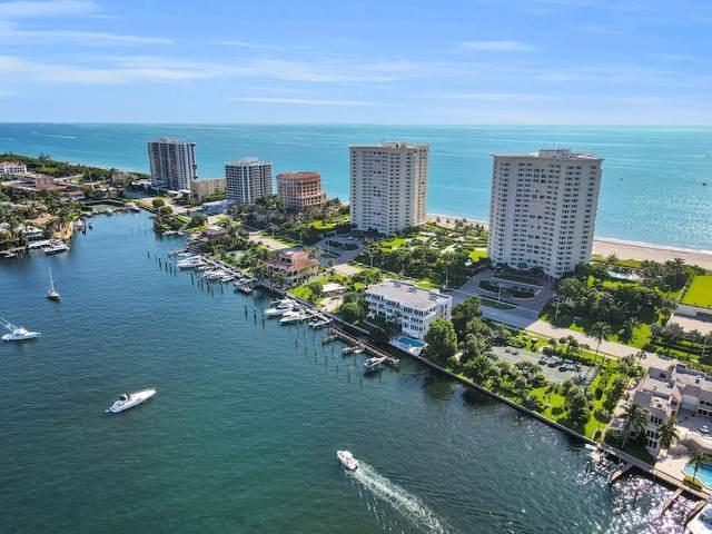 500 S Ocean Boulevard #1408, Boca Raton, FL 33432 (#RX-10730397) :: Dalton Wade