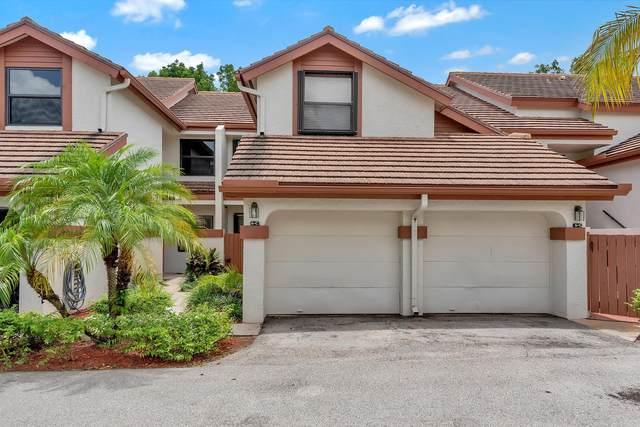 12725 Shoreline Drive 6C, Wellington, FL 33414 (#RX-10730408) :: Treasure Property Group