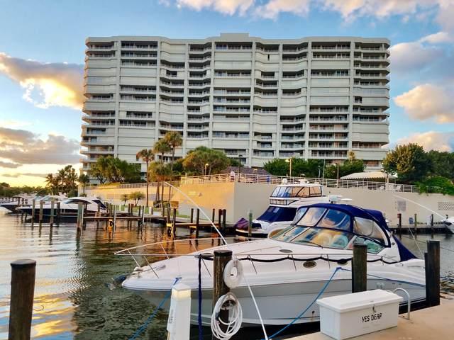 4201 N Ocean Boulevard C-601, Boca Raton, FL 33431 (#RX-10730421) :: Michael Kaufman Real Estate