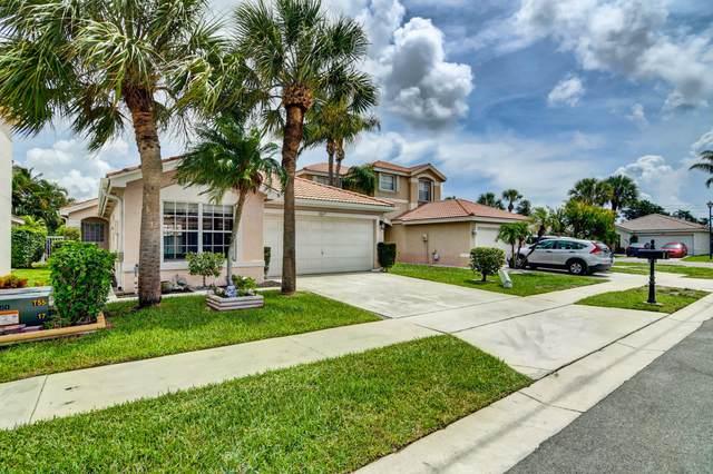 3517 Stratton Lane, Boynton Beach, FL 33436 (#RX-10730427) :: Ryan Jennings Group