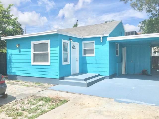 421 S C Street, Lake Worth Beach, FL 33460 (#RX-10730450) :: DO Homes Group
