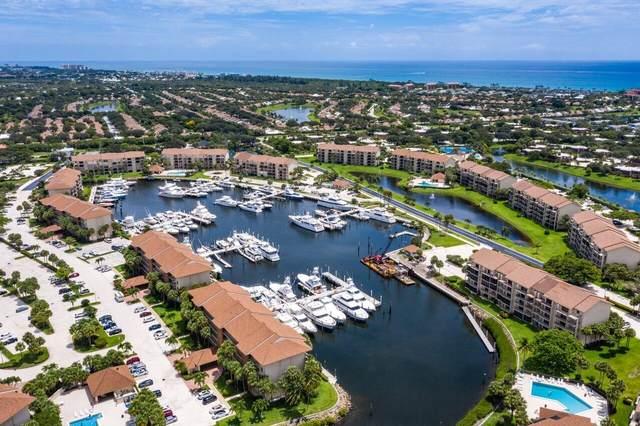 1320 Tidal Pointe Boulevard D-6, Jupiter, FL 33477 (#RX-10730464) :: Michael Kaufman Real Estate