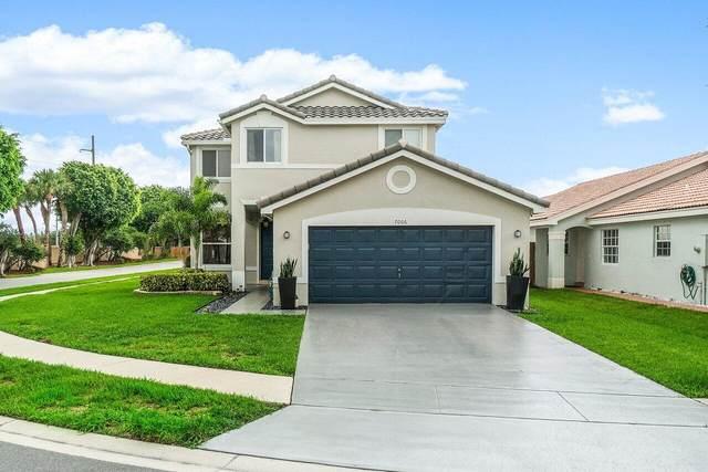 7006 Chesapeake Circle, Boynton Beach, FL 33436 (#RX-10730509) :: Ryan Jennings Group