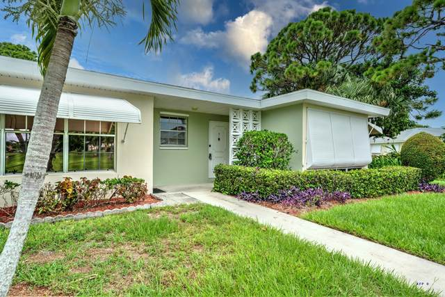 416 Sandpiper Drive D, Fort Pierce, FL 34950 (#RX-10730511) :: DO Homes Group