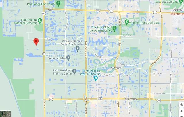 7635 S State 7 Road, Lake Worth, FL 33449 (MLS #RX-10730519) :: Castelli Real Estate Services