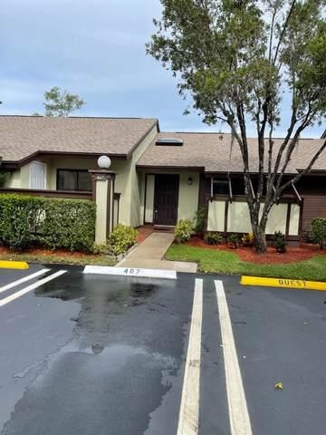 467 Long Bow Court, Royal Palm Beach, FL 33411 (#RX-10730739) :: Treasure Property Group