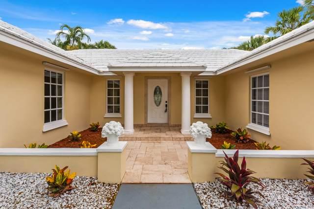 12835 S Normandy Way, Palm Beach Gardens, FL 33410 (#RX-10730758) :: Dalton Wade
