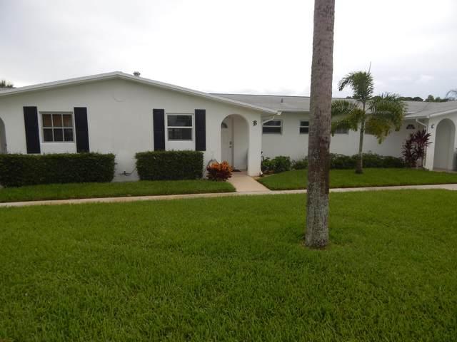 2930 Crosley B Drive E B, West Palm Beach, FL 33415 (#RX-10730761) :: DO Homes Group