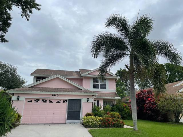 7940 Mansfield Hollow Road, Delray Beach, FL 33446 (#RX-10730833) :: The Reynolds Team | Compass