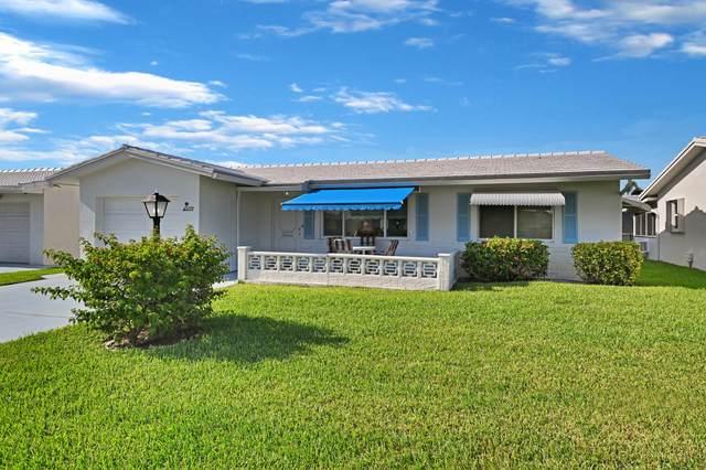 2394 SW 13th Avenue, Boynton Beach, FL 33426 (#RX-10730839) :: Dalton Wade
